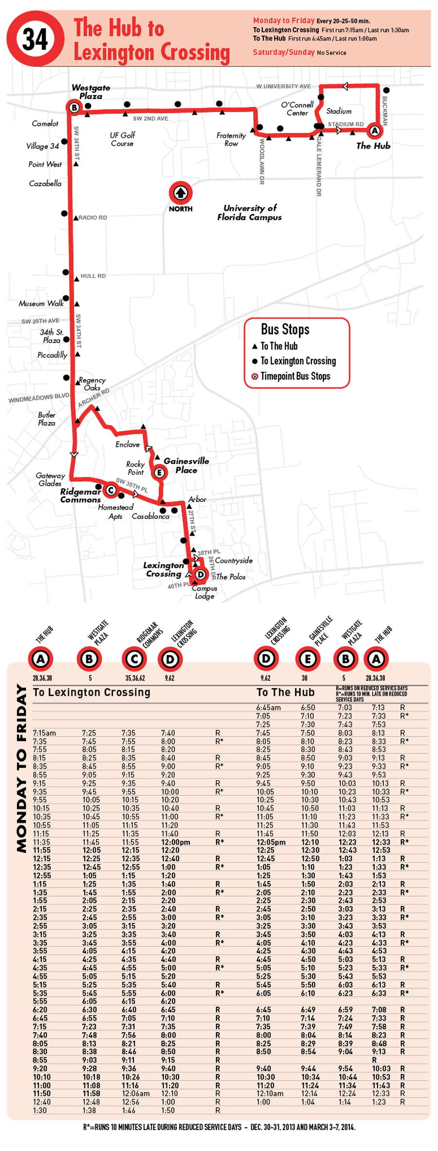 34 bus route schedule – collections photos bus