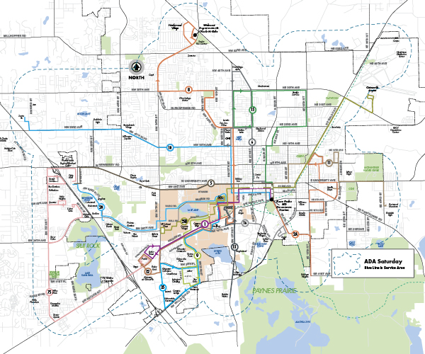 rts regional transit system for the city of gainesville fl the